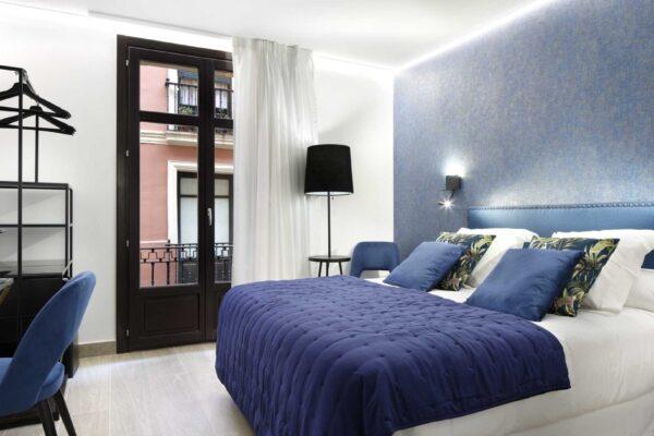 habitacion-doble-begona-pension-luxury-ama-bilbao