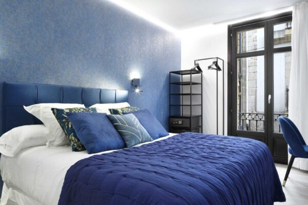 habitacion-doble-elena-pension-luxury-ama-bilbao