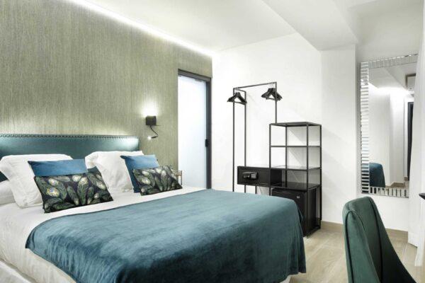habitacion-doble-katherine-pension-luxury-ama-bilbao